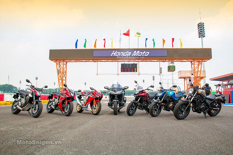Honda Việt Nam công bố Kết quả kinh doanh tháng 7/2018