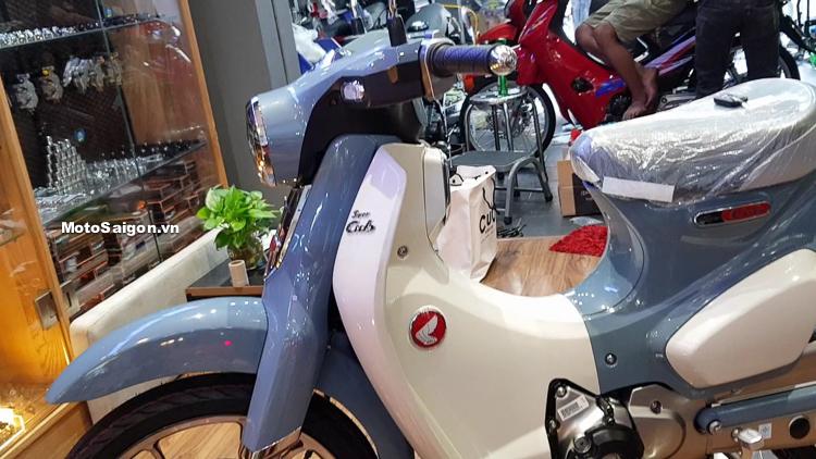 Honda Super Cub C125 đầu tiên Việt Nam 1 chiếc duy nhất