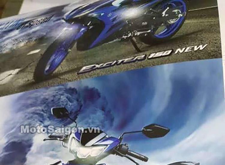 Yamaha Exciter 150 2019 sắp có giá bán