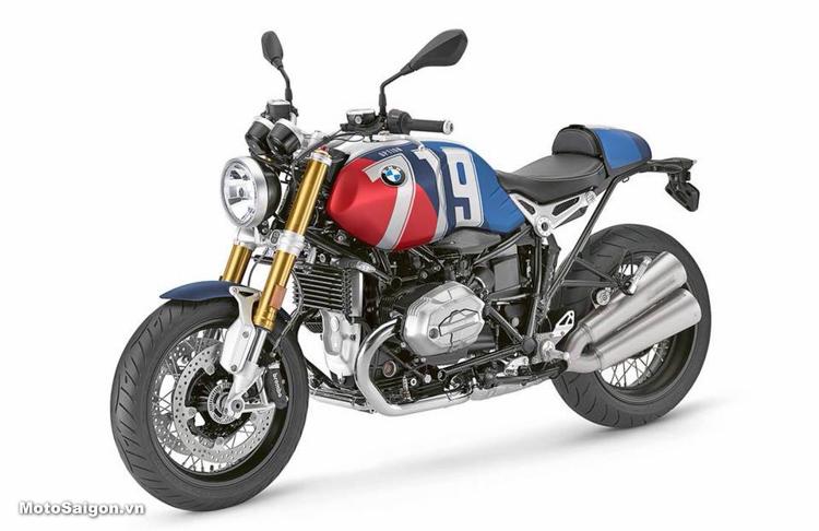 Các mẫu moto BMW Motorrad 2019 lộ diện