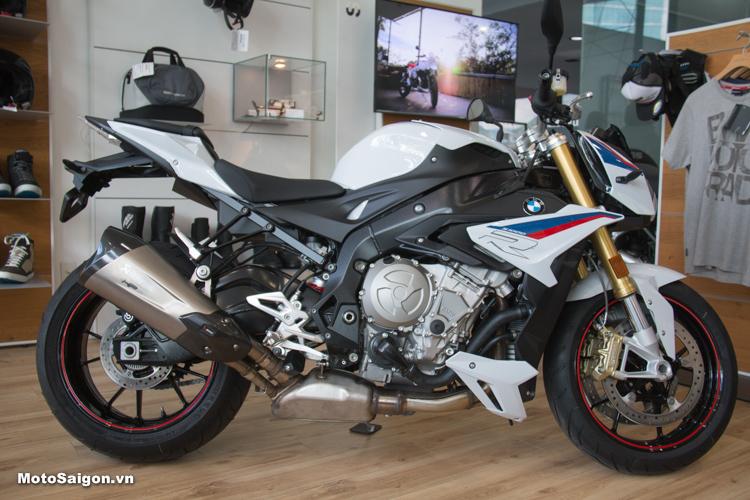 BMW S1000R 2018 Full option đầu tiên về VN Đã có giá