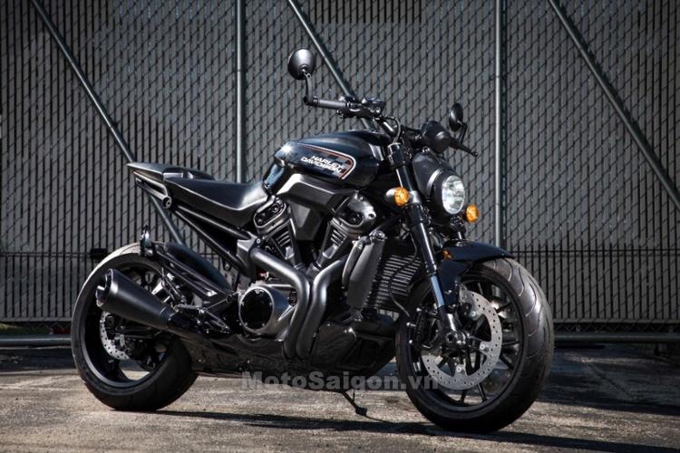 Harley-Davidson Street Fighter 975