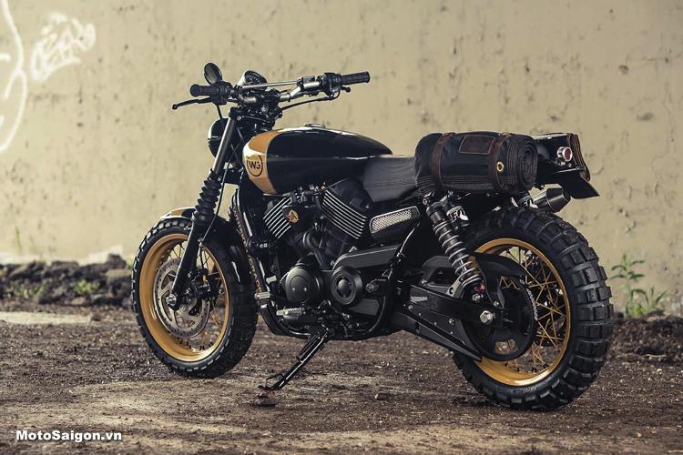 Harley-Davidson Street 750 độ cực chất và bụi bặm