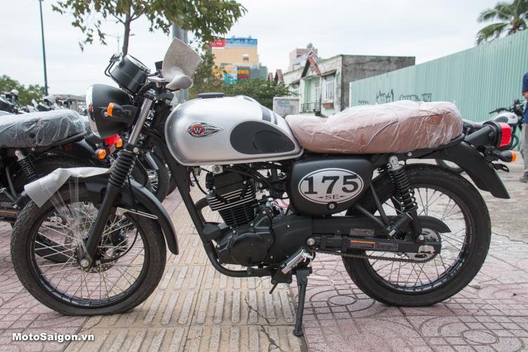 Kawasaki W175 SE 2018 Special Edition