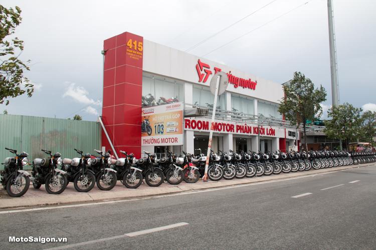 Kawasaki W250 2018 về Việt Nam số lượng lớn Giá cực sốc
