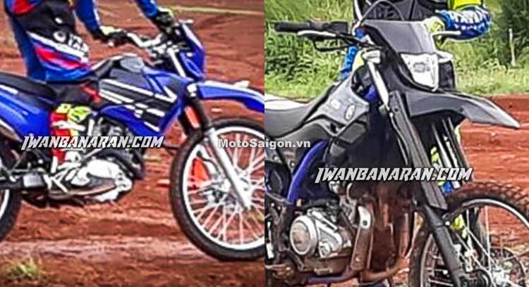 Lộ diện hình ảnh Yamaha WR125 đối thủ của Honda CRF150L