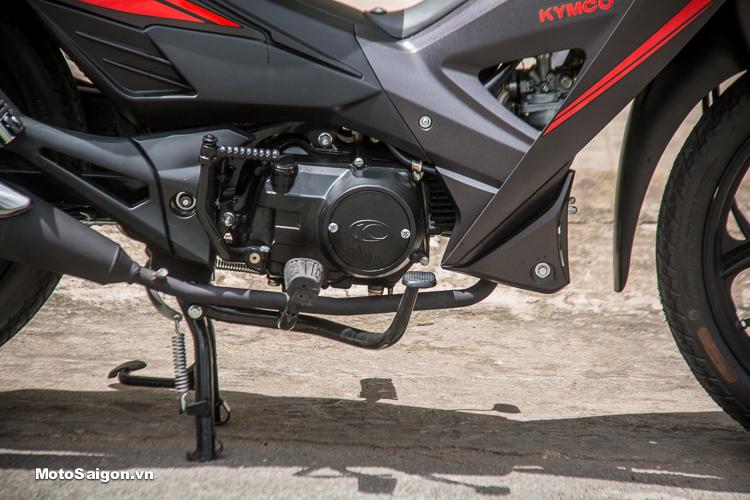 Đánh giá xe Kymco Visar 50 có động cơ êm ái, tiết kiệm nhiên liệu, đủ mạnh để chinh phục các cung đường