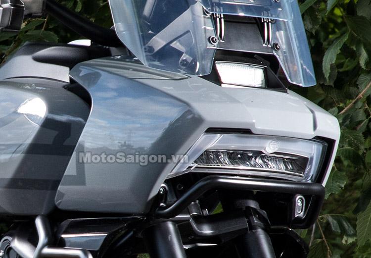 Pan America 1250 mẫu xe Adventure đầu tiên của Harley-Davidson
