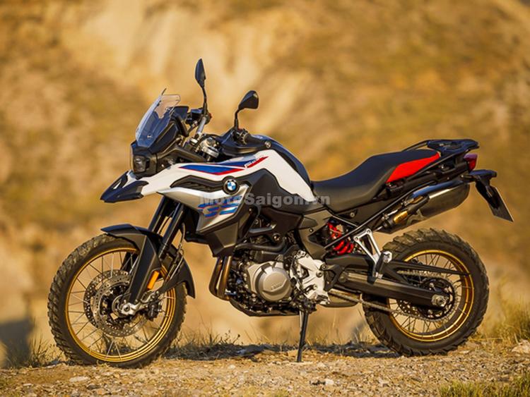 BMW F850GS 2019 và các mẫu Adventure mới của BMW Motorrad