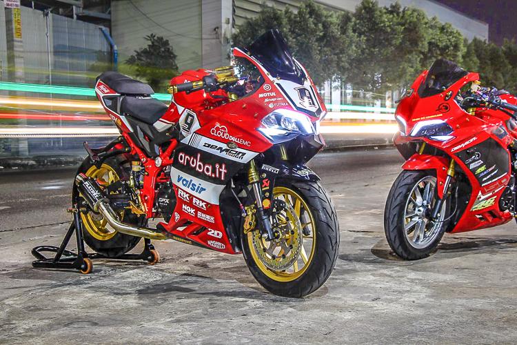 Bảng giá xe moto GPX 2019 mới nhất hôm nay