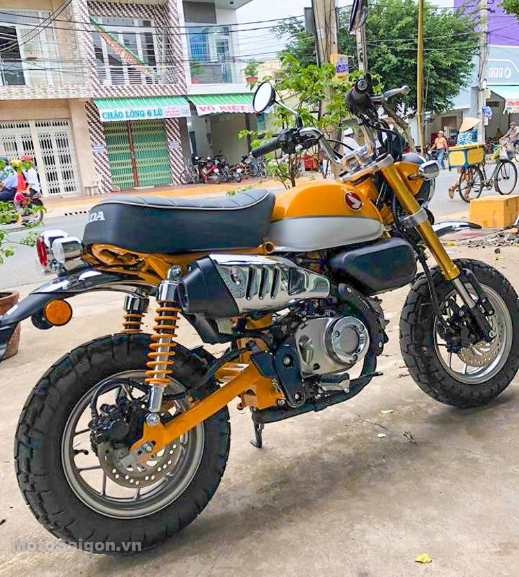 Honda Monkey 125 2018 đầu tiên có mặt tại Việt Nam