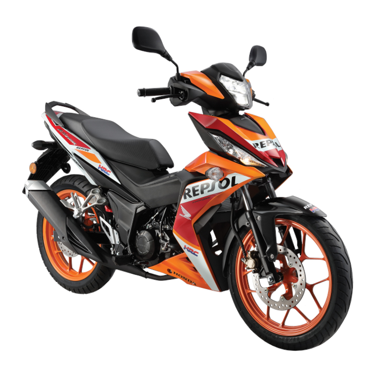 Honda Winner 150 2018 màu Repsol Edition