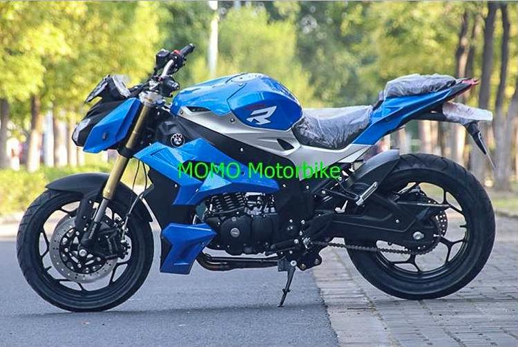 S1000R Trung Quốc nhái sử dụng động cơ 350cc Giá 40 triệu