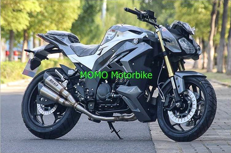 S1000R Trung Quốc nhái sử dụng động cơ 350cc Giá 40 triệu - Hình: Momo Motorbike