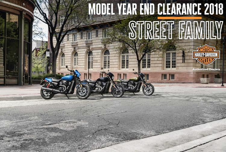 Chương trình ưu đãi giá tốt nhất 2018 đến 100 triệu của Harley-Davidson