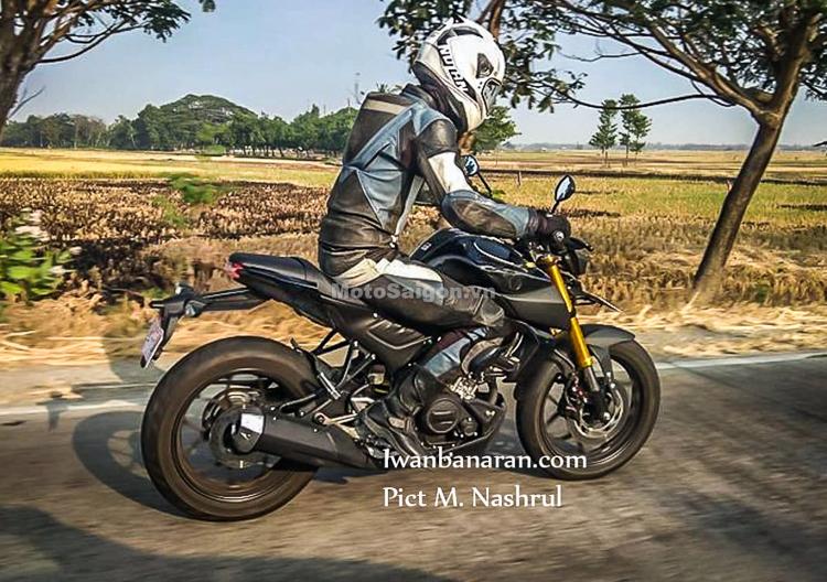 Hình ảnh rõ nét nhất của Yamaha TFX 150 2019 lộ diện