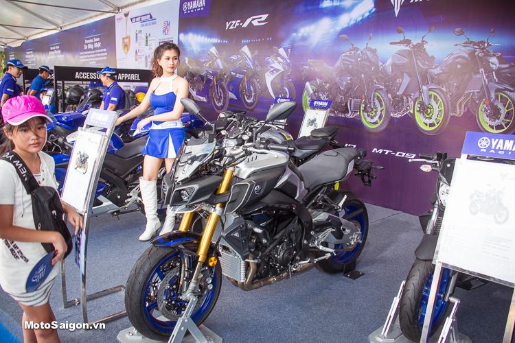 Yamaha MT10 đối thủ của CB1000R 2018, Z1000, S1000R..sắp được bán chính hãng tại Việt Nam?