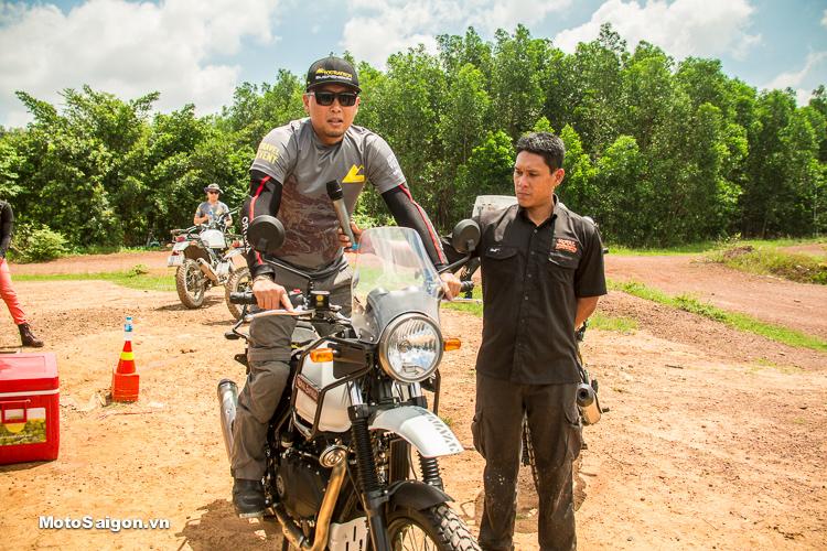 Chương trình rèn luyện kỹ năng lái xe Himalayan tại Quận 9, TPHCM