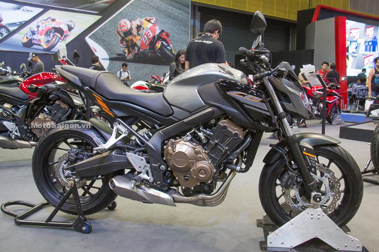 Honda cb 650 f 2019