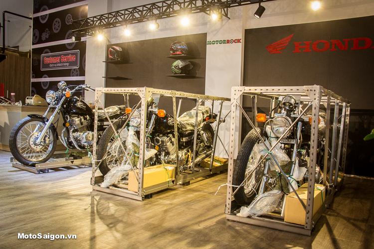 Đập thùng Honda Rebel 250 2016 cực hiếm đã có giá bán