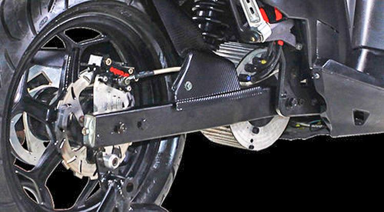 Xe máy điện Indonesia cạnh tranh Kymco và Vinfast