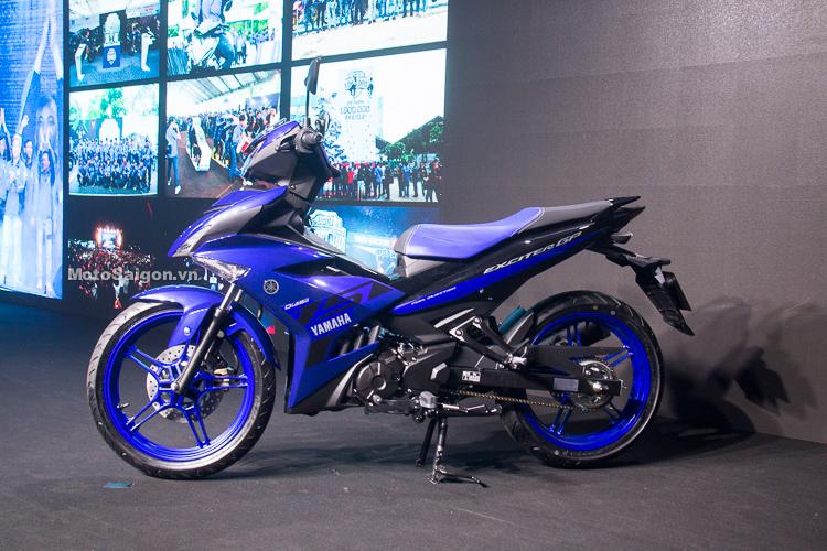 Yamaha Exciter 150 2019 chính thức ra mắt kèm giá bán