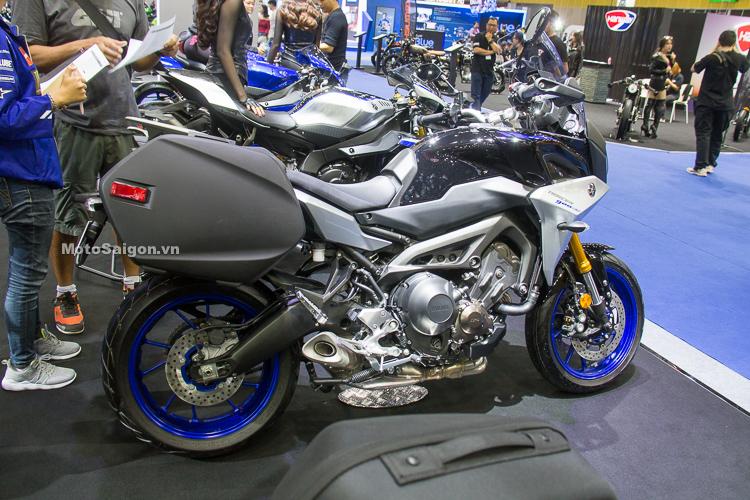 Trên yên Yamaha Tracer 900 GT 2019 có giá bán từ 354 triệu đồng