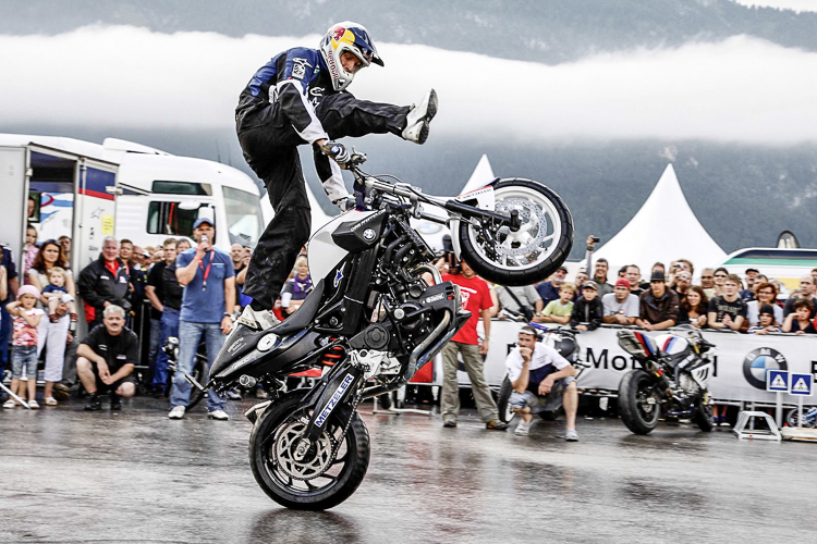 Mattie Griffin - BMW Motorrad Days 2009 (07/2009)