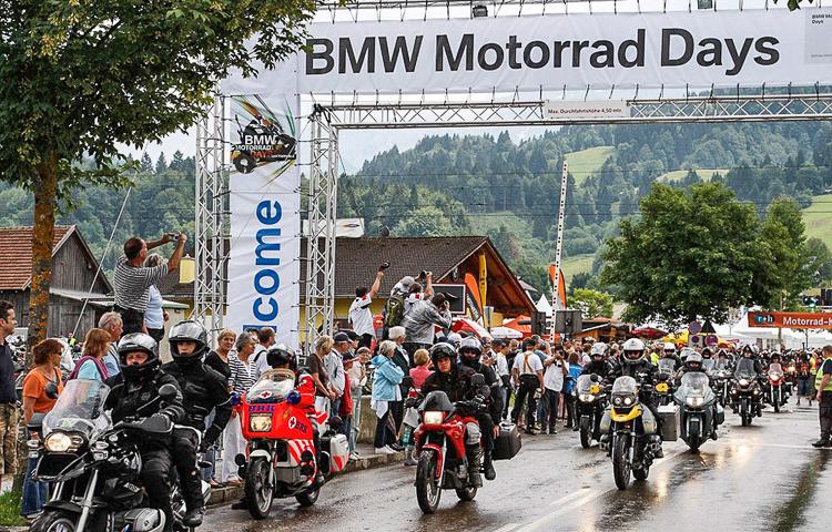 BMW Motorrad Day 2018 Ngày hội mô tô sắp diễn ra tại KĐT Sala Q2