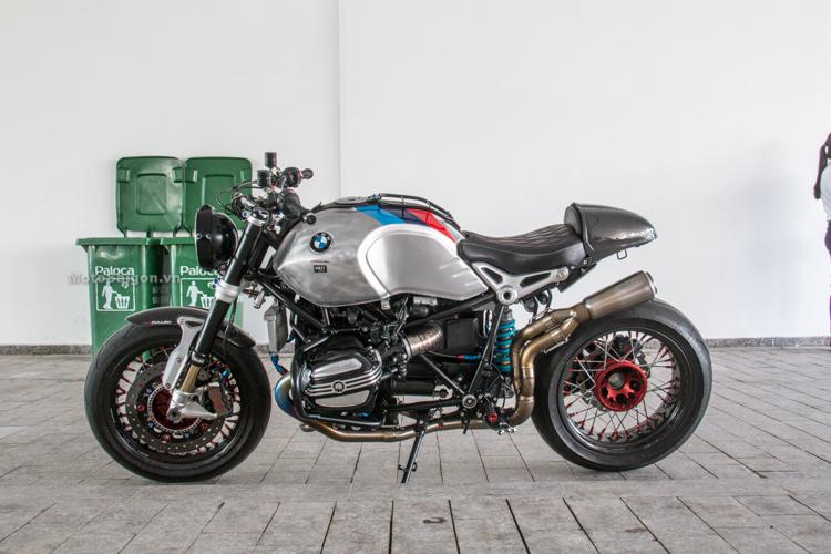 Chiêm ngưỡng bản độ cực chất của BMW R NineT full đồ chơi