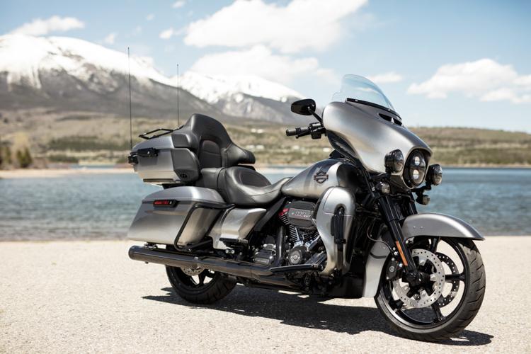 Chi tiết công nghệ mới trên các mẫu xe Harley-Davidson 2019
