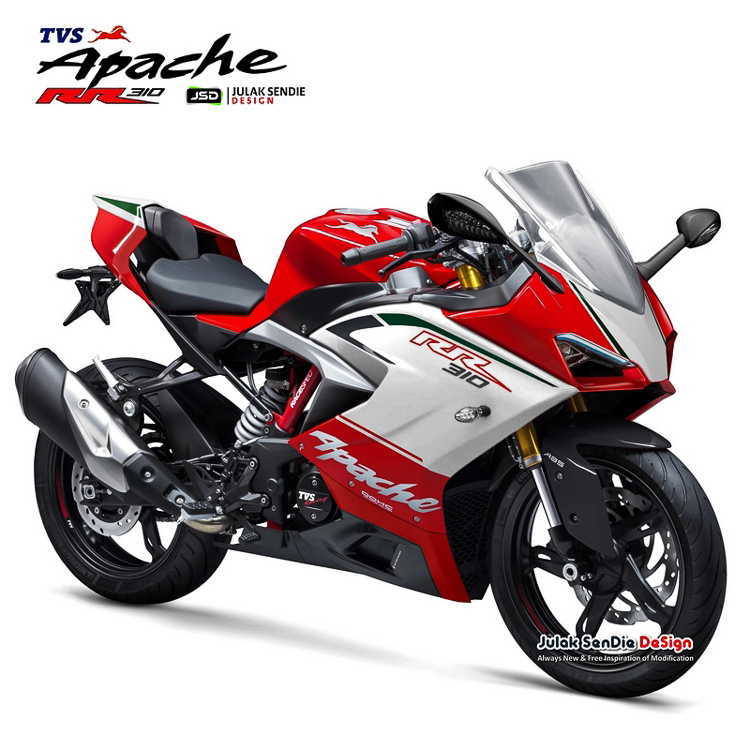 Thiết kế của Ducati Paniglae 353 theo dự đoán của Julak Sendie Design