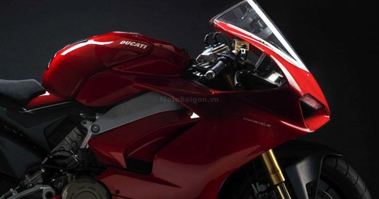 Lộ diện hình ảnh đầu tiên của Ducati Panigale 353 sắp trình làng