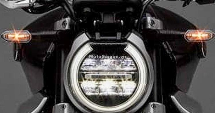 Honda CB650R Neo Sports Cafe hoàn toàn mới sắp ra mắt?