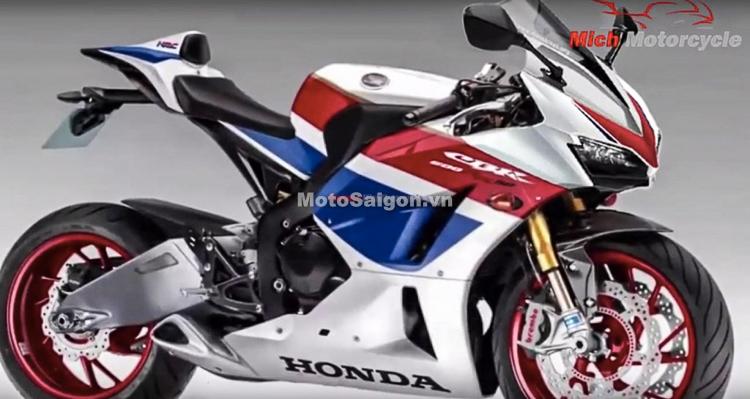 Lộ ảnh Honda CBR600RR 2019 sắp ra mắt cạnh tranh R6, ZX-6R