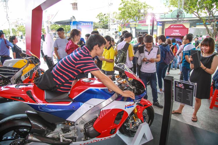 Xem trực tiếp MotoGP 2018 Chặng 13 tại thành phố Đà Nẵng