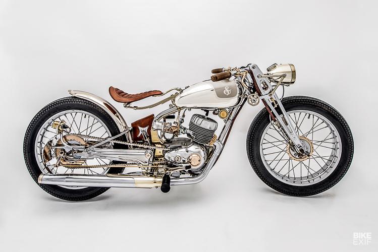 Chiêm ngưỡng bản độ tuyệt đẹp Harley-Davidson Super 10 1960