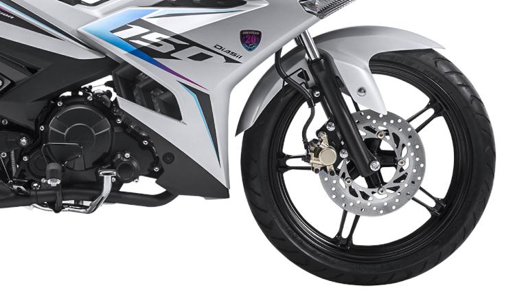 Yamaha ra mắt 2 phiên bản mới Exciter 150 2019 Movistar