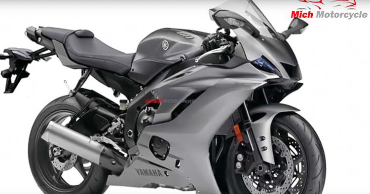 Yamaha R650M mẫu xe hoàn toàn mới sắp được ra mắt?