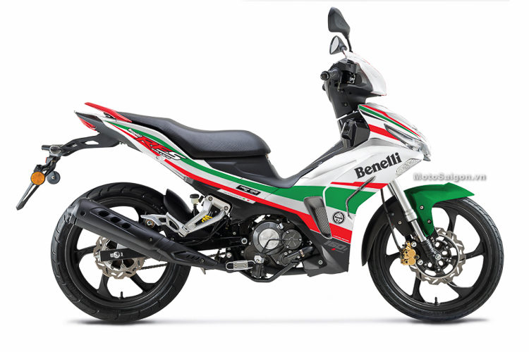 Benelli RFS150i LE 2019 bản giới hạn chốt giá hơn 40 triệu cạnh tranh Exciter, Winner