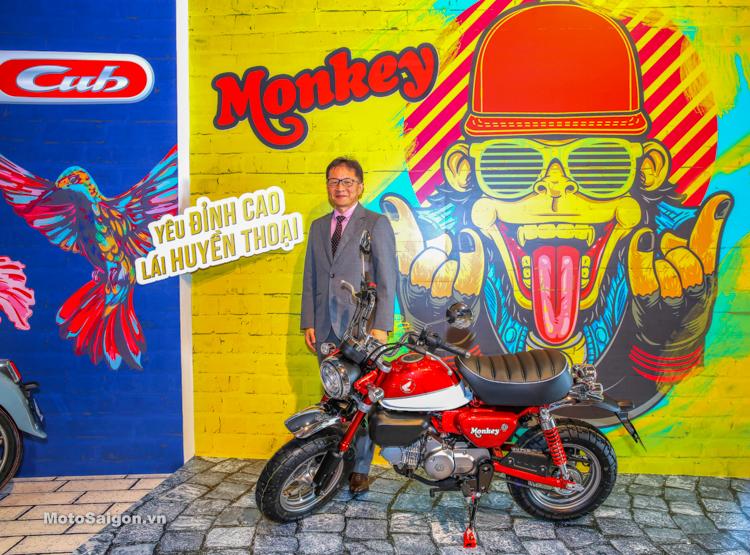 """Tìm hiểu """"khỉ con"""" Honda Monkey 125 chính hãng giá gần 85 triệu đồng tại VN"""