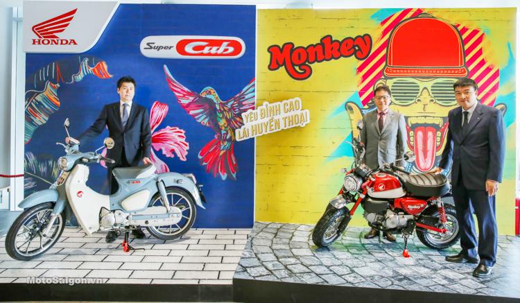 Chi tiết Honda Super Cub C125 vừa ra mắt giá bán gần 85 triệu đồng