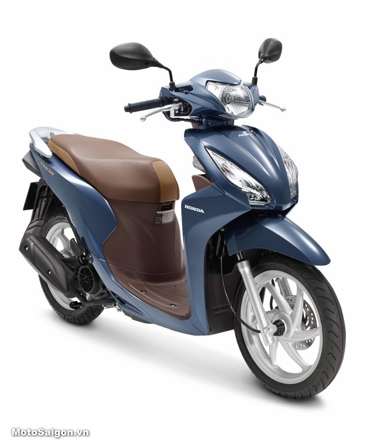 Honda Vision 2019 Tích Hợp Smartkey Chính Thức Ra Mắt Cùng