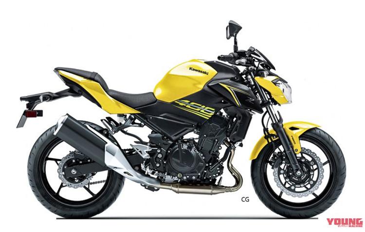 Kawasaki Z400 2019 hoàn toàn mới sẽ ra mắt ở EICMA?
