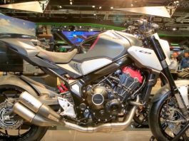 Honda CB650R Neo Sports Cafe 2019