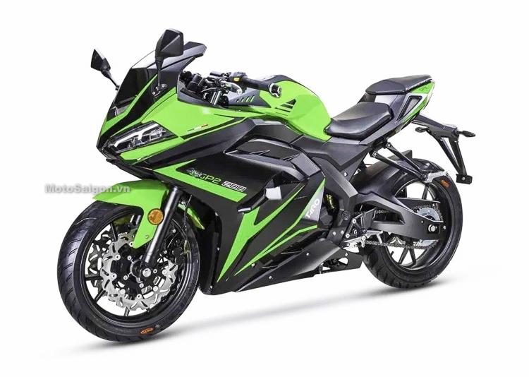 Taro GP2 150 mẫu Sportbike hoàn toàn mới đến từ Đài Loan