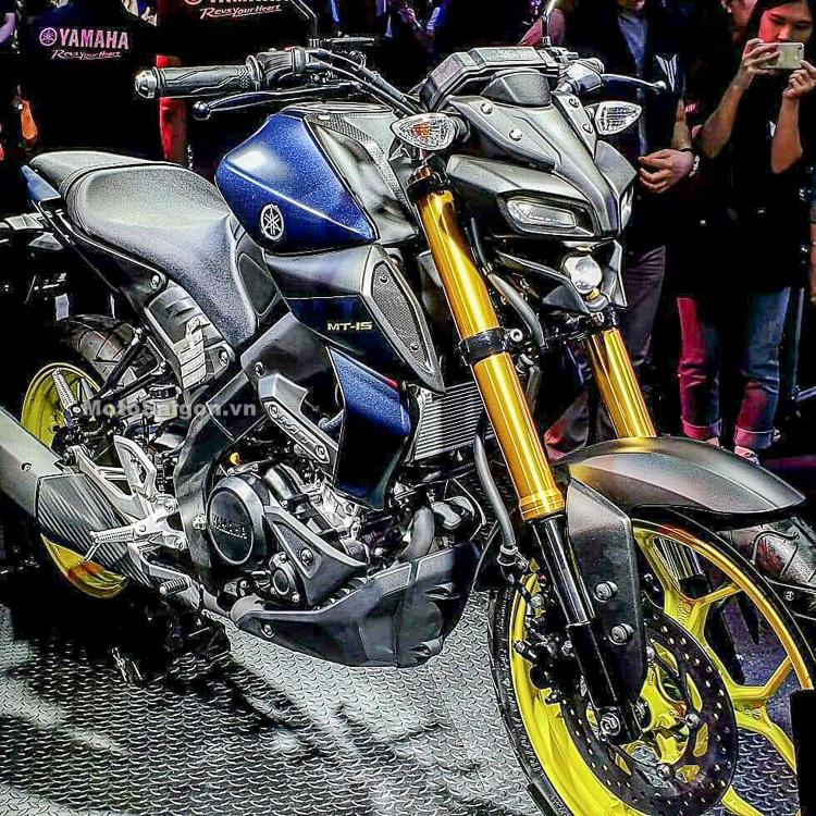 Yamaha TFX150 MT-15 2019 lộ diện kèm giá bán