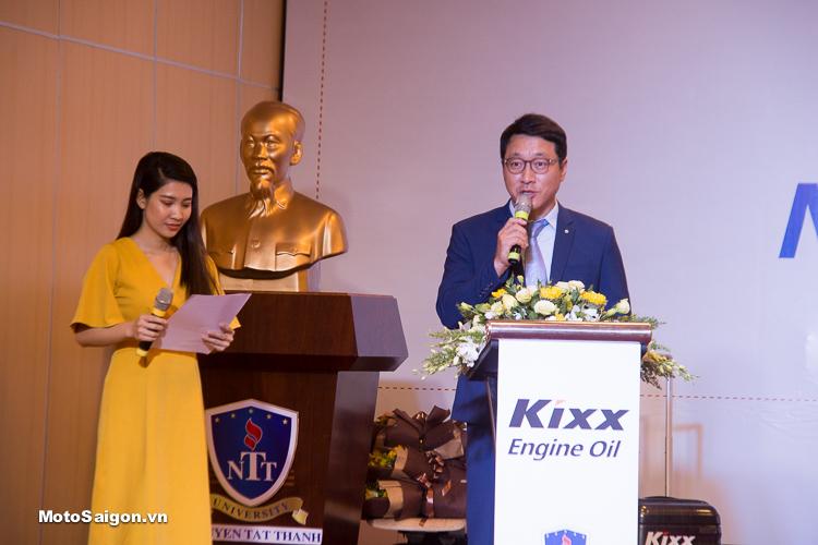 Ông Hyun Wook Kim - Đại diện GS Caltex Việt Nam