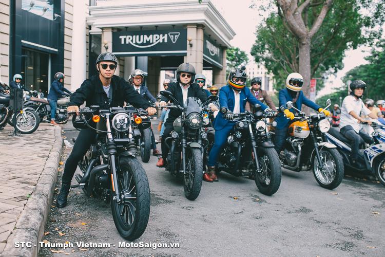 Ngày hội Quý Ông 2018 The Distinguished Gentleman's Ride
