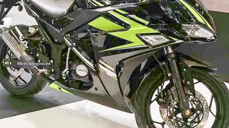 """Yamasaki RE moto Trung Quốc 50cc """"con lai"""" của R3 vs Ninja 300"""